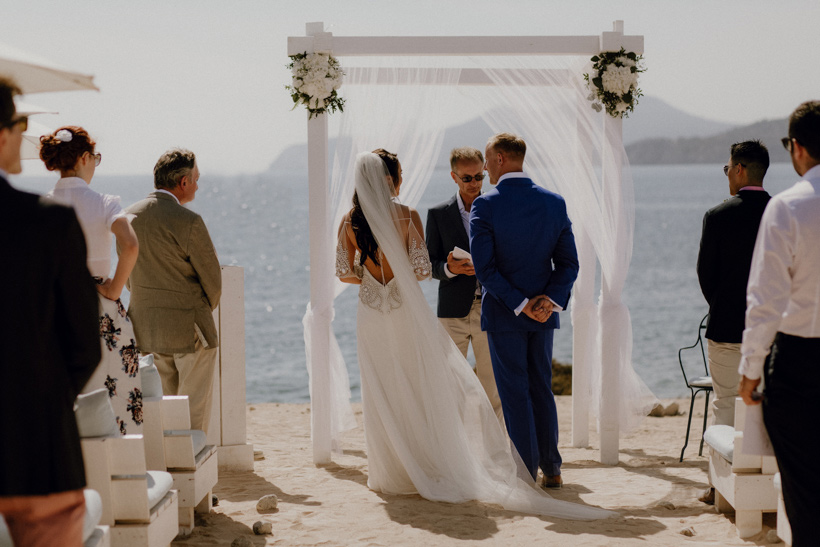 planning beach wedding ibiza photography