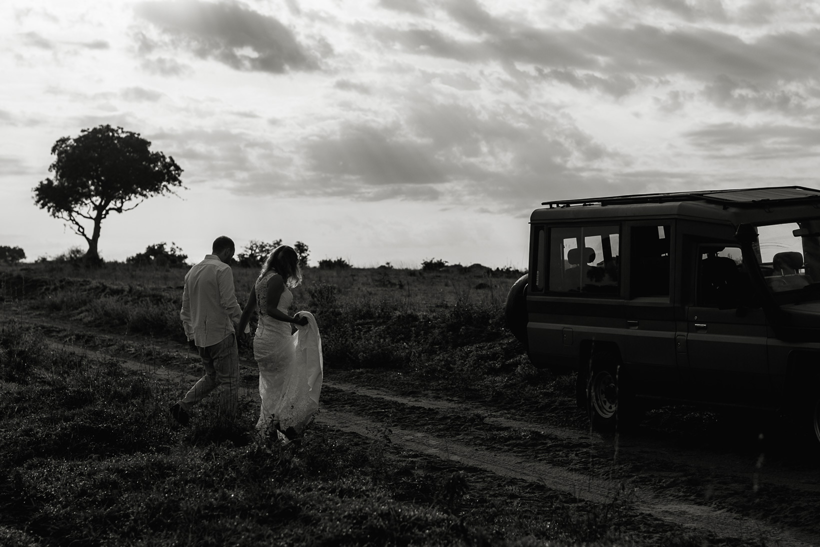 safari wedding murchison falls national park