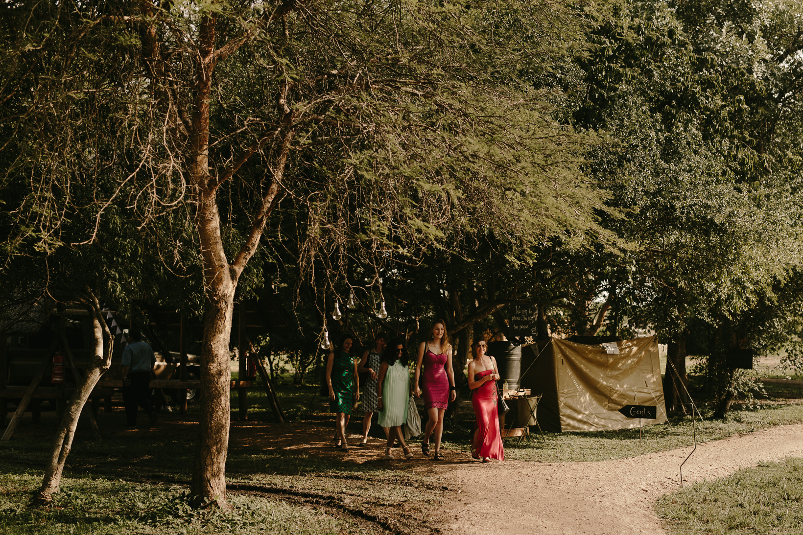 outdoor wedding uganda